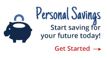 Link to personal savings information